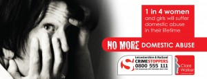 CRIMESTOPPERS PARTNERS WITH CWC FOR NO MORE CAMPAIGN
