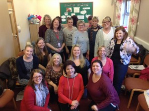 Freedom Programme Training At Action for Children Northampton