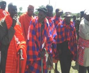 Beaded Samburu Girls