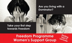 Freedom Programme Women's Support Group Leicester