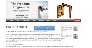 Freedom Programme Online Course